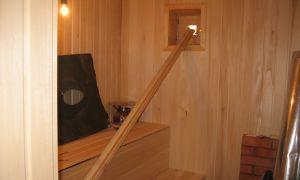Обшивка бани внутри вагонкой — индивидуальный банный дизайн