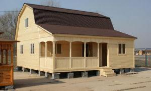 Утепленная пристройка к каркасному дому — интересные варианты