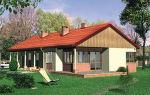 Форма крыши дома