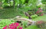 Интересный дизайн садового участка своими руками – фотогалерея и видео