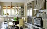 Интерьер кухни столовой в загородном доме — о пользе совмещения
