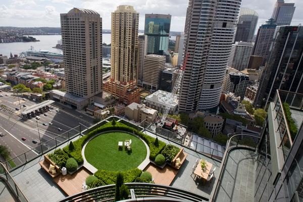 крыши многоэтажных домов фото 1