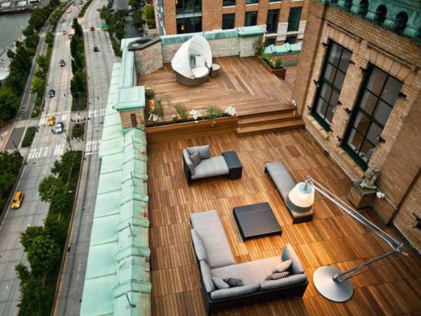 крыши многоэтажных домов фото 4