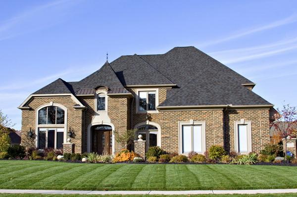 крыши частных домов фото 3