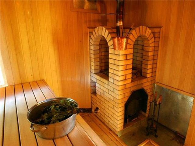 Качественная отделка бани и правильная печь - составляющие хорошего банного настоения