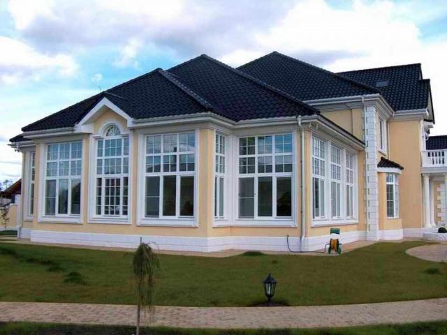 Простой и красивый дом - заслуга хорошего архитектора