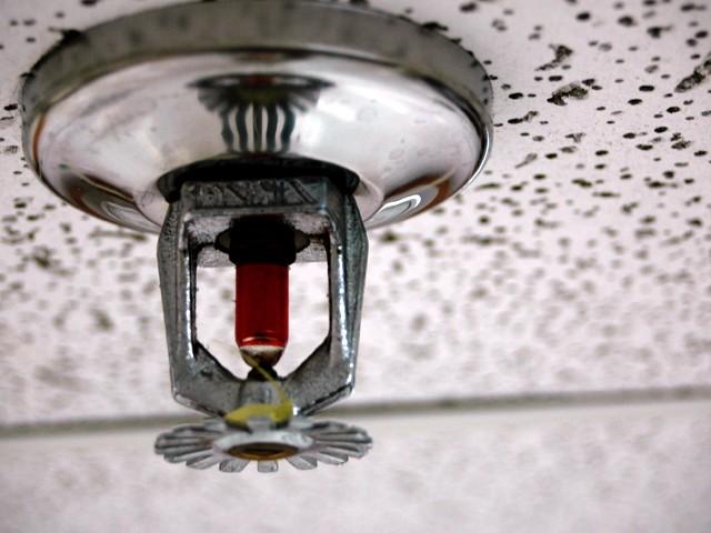 Водяные распыляющие системы зарекомендовали себя в частном домостроении