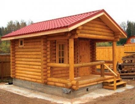 Баня на участке - не только помещение для банных процедур, но и объект дизайна