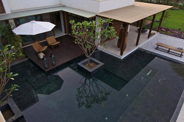 двор частного дома 10