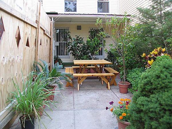 двор частного дома 7