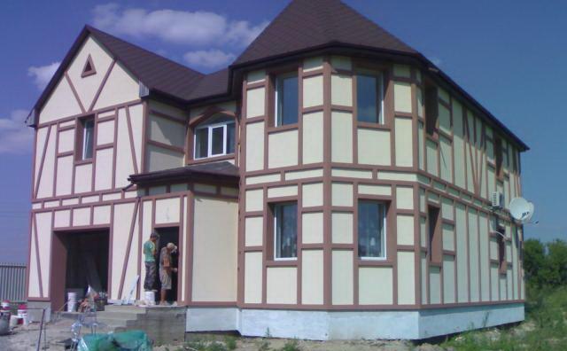 Фасад дома 10