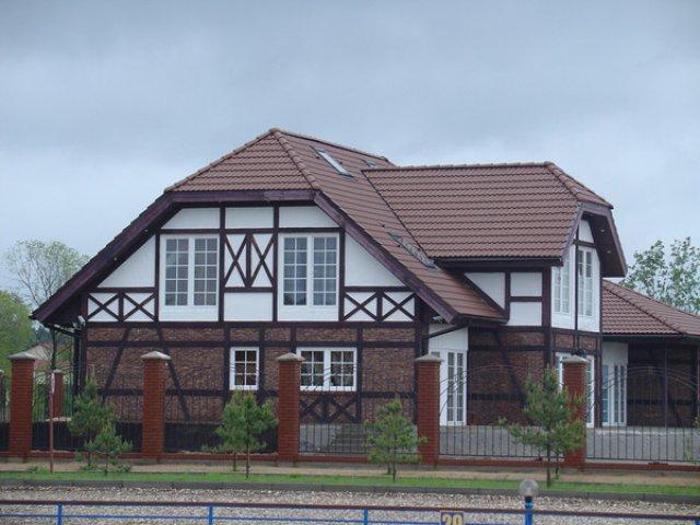 Фасад дома 6