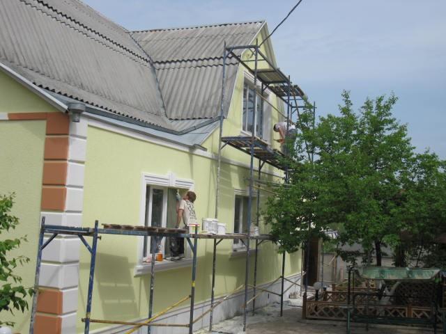 Фасад дома 7