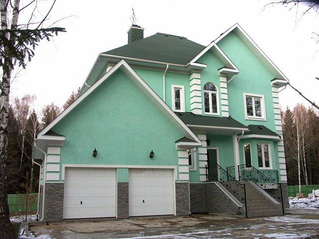 Фасад дома 8