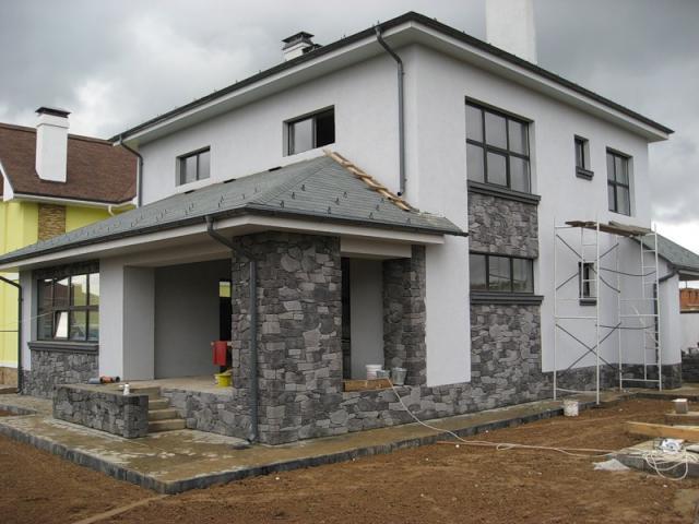 Фасад дома 9