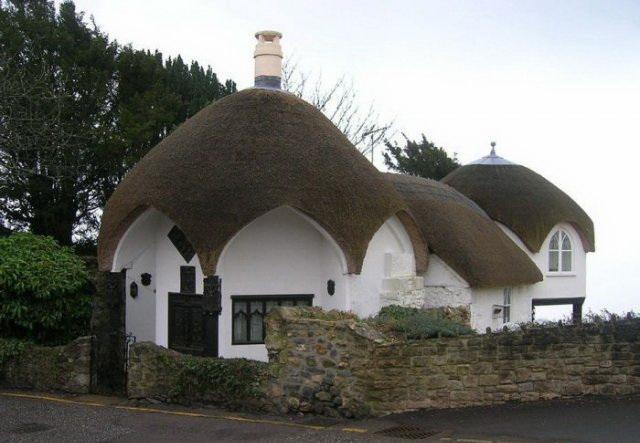 Необычная крыша 1