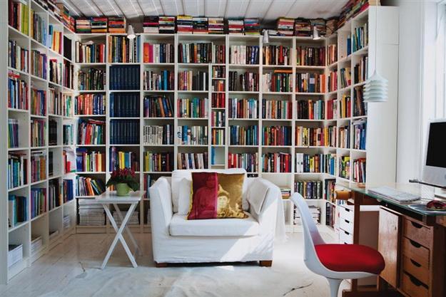 Домашняя библиотека фото 10