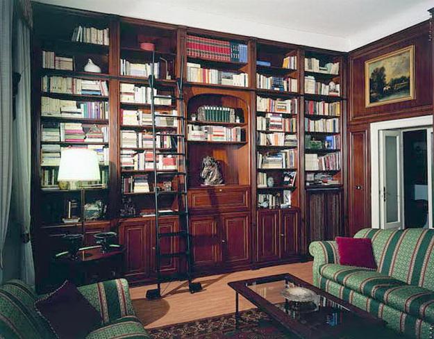 Домашняя библиотека фото 5