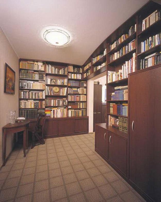Домашняя библиотека фото 8