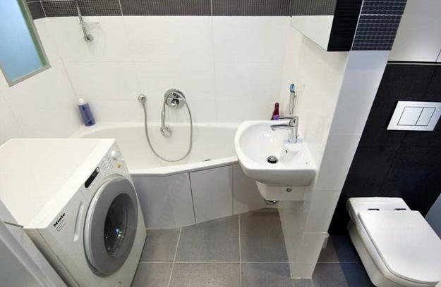 Дизайн туалета в панельном доме А