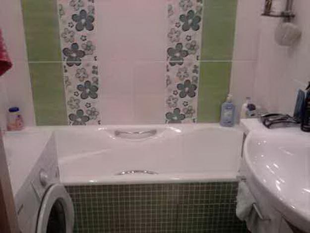 Ванная комната в хрущевке 3