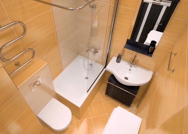 Ванная комната в хрущевке 6