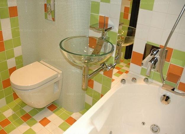 Ванная комната в хрущевке 7