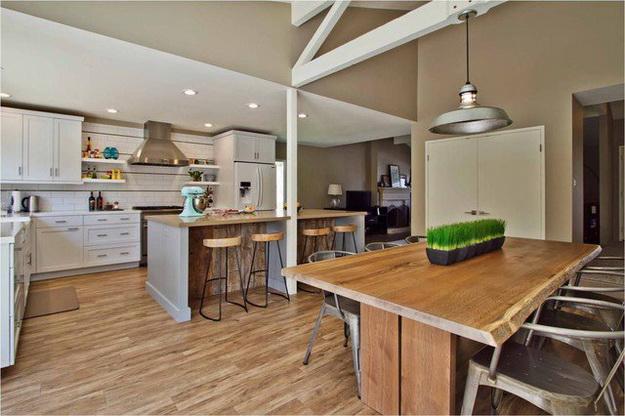 Дизайн проект – кухня гостиная 20 кв. м. 7