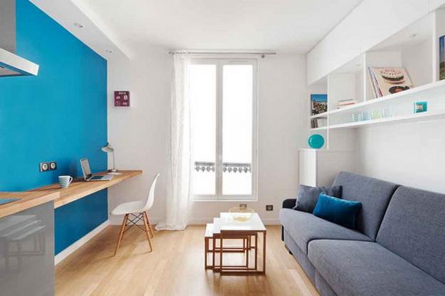 Дизайн проект – кухня гостиная 20 кв. м. 8