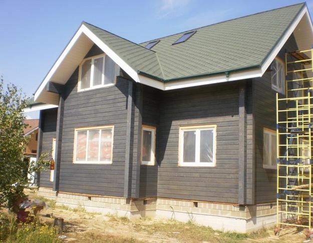Чем красить деревянный дом снаружи - лучшая фасадная краска для деревянного дома 1