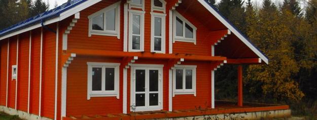 Чем красить деревянный дом снаружи - лучшая фасадная краска для деревянного дома 8