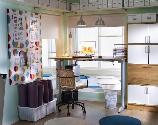 Деревянные стеллажи для дома – дизайн и варианты с фото 6