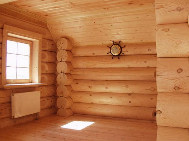 Чем отделать деревянный дом внутри – лучшие варианты внутренней отделки деревянного дома 3