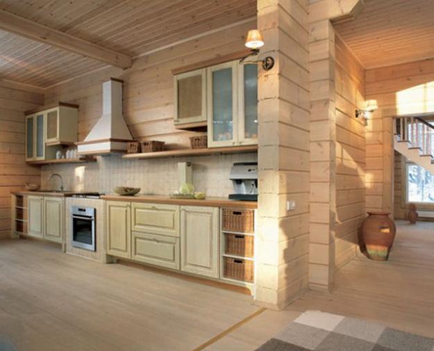 Чем отделать деревянный дом внутри – лучшие варианты внутренней отделки деревянного дома 4