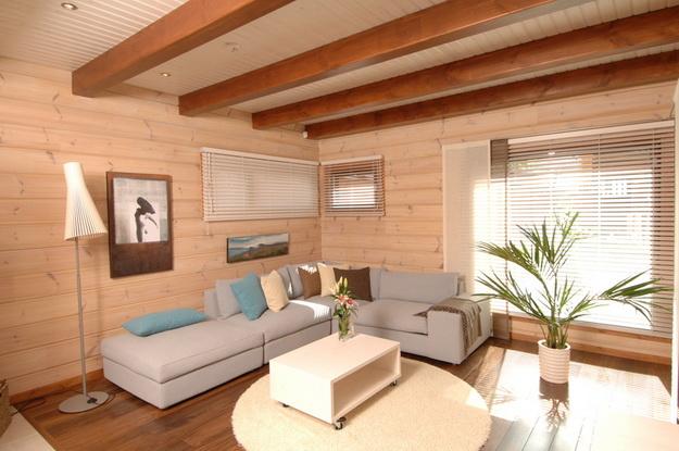 Чем отделать деревянный дом внутри – лучшие варианты внутренней отделки деревянного дома 8