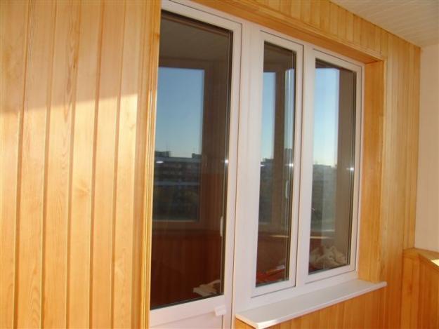 Вагонка ПВХ для внутренних работ в дизайне современной квартиры 3