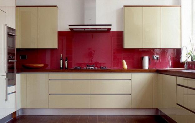 Кухонный фартук из ПВХ панелей - планируем дизайн современной кухни 6