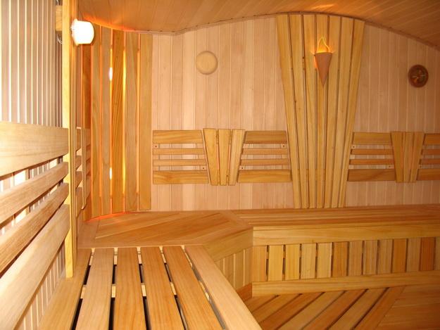 Обшивка бани внутри вагонкой - индивидуальный банный дизайн 7