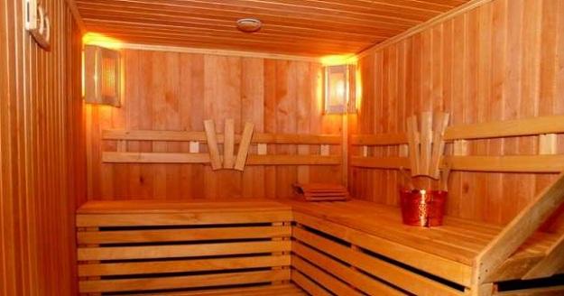 Обшивка бани внутри вагонкой - индивидуальный банный дизайн 8