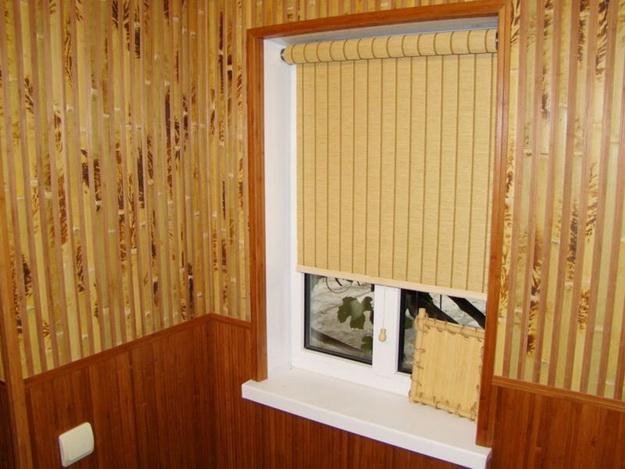 Используем панели стеновые бамбуковые в интерьере квартиры и дома 2