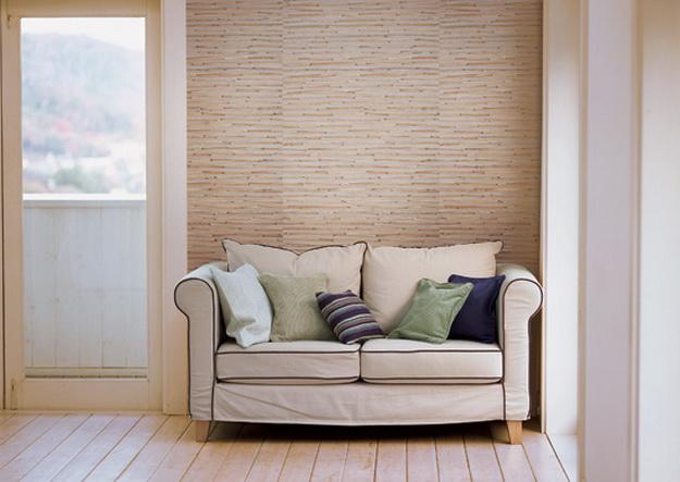 Используем панели стеновые бамбуковые в интерьере квартиры и дома 5
