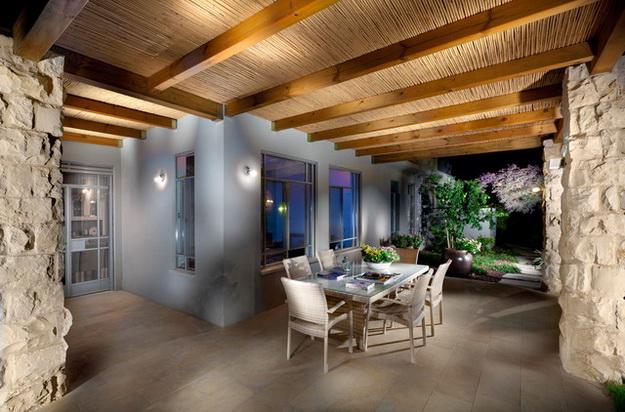 Используем панели стеновые бамбуковые в интерьере квартиры и дома 7