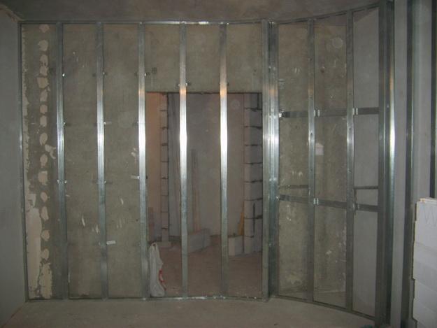 Обшиваем стены гипсокартоном своими руками - делаем ремонт 3