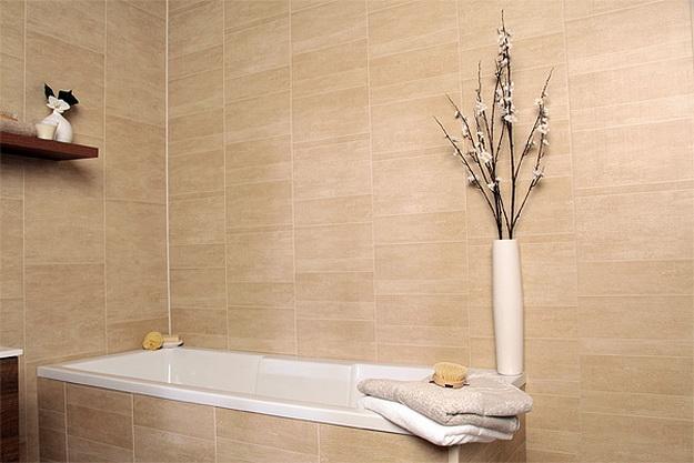 Пошаговый монтаж ПВХ панелей в ванной 4