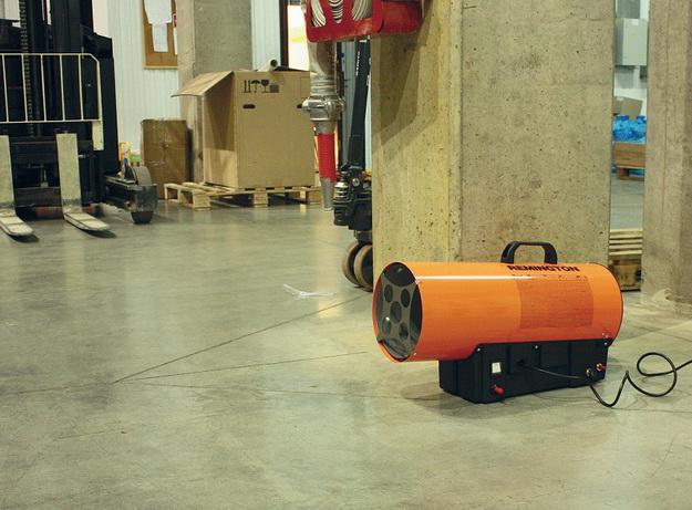 Какие газовые тепловые пушки подойдут для дачи - отзывы дачников 2