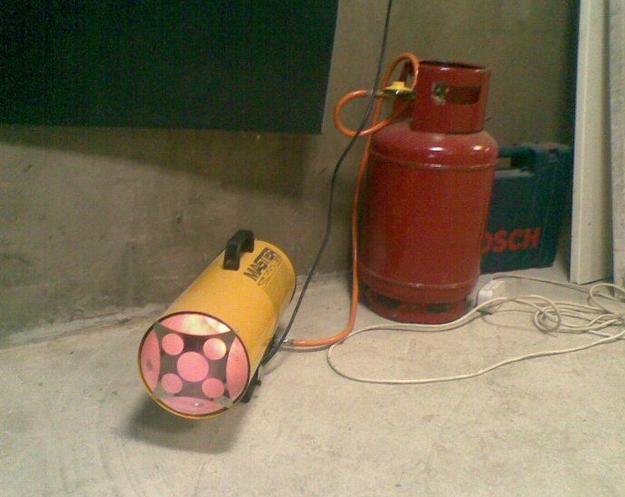 Какие газовые тепловые пушки подойдут для дачи - отзывы дачников 4