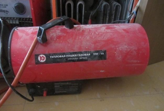 Какие газовые тепловые пушки подойдут для дачи - отзывы дачников 5