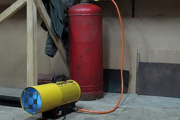 Какие газовые тепловые пушки подойдут для дачи - отзывы дачников 7