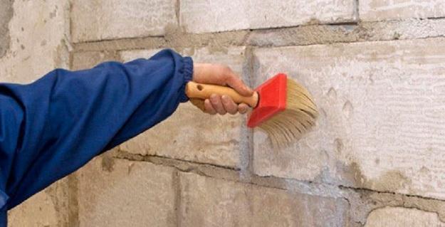 Правильная отделка стен гипсокартонном без каркаса и профиля 1