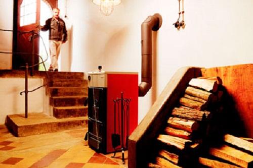 Дровяное отопление загородного дома – 3 вида 4